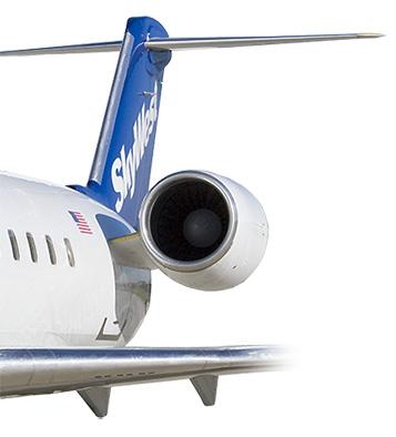 CRJ200 Generic Left Side