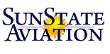 SunState Aviation logo PNG1